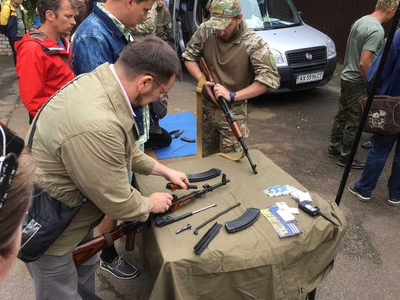 GUN OPEN DAY Схід 2018