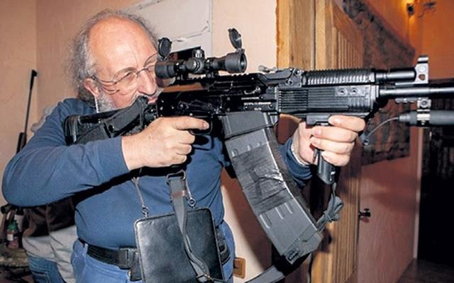"""Вассерман запретил бы """"травматику"""" и разрешил огнестрельное оружие"""
