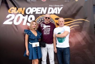 GUN OPEN DAY' June 2019