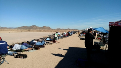 Southwest National Long Range Shooting Competition