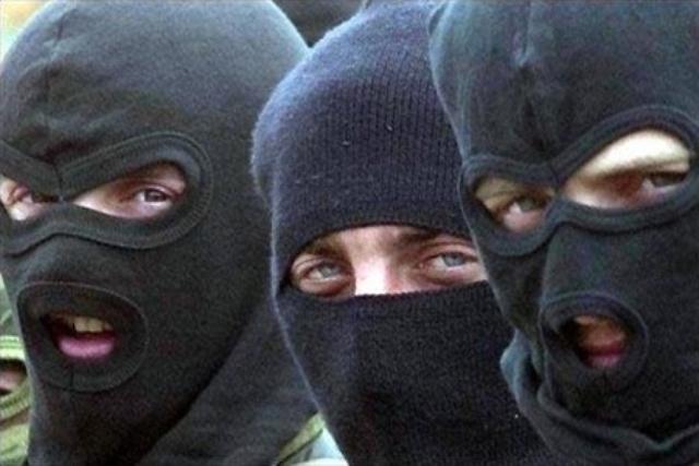 Разбойное нападение в краевой столице
