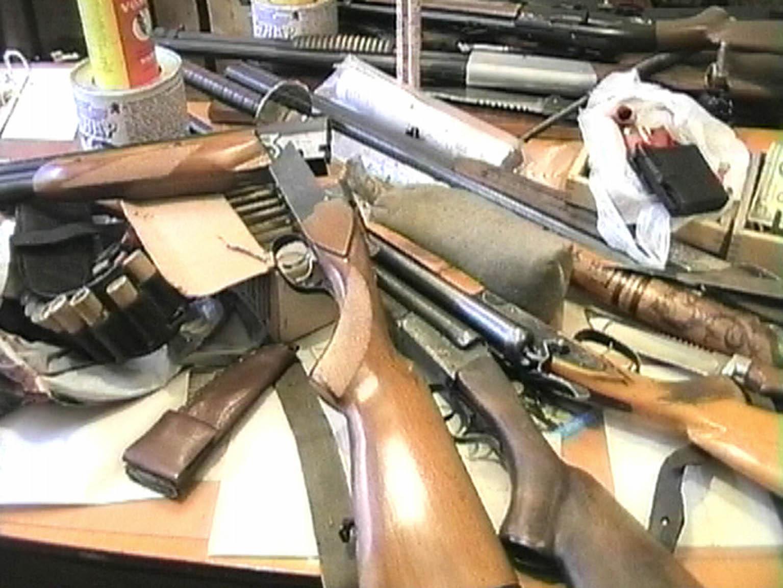 Чоловік збирався продати зброю та боєприпаси