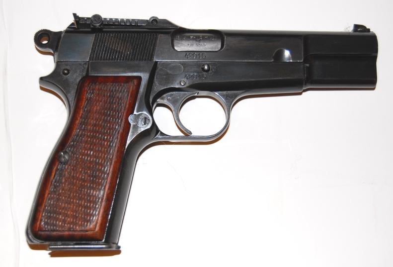 FN Browning High Power (довоенного выпуска)