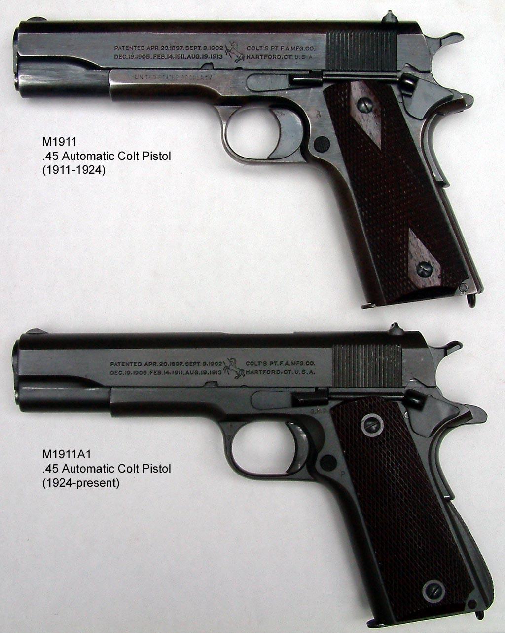 Colt 1911 и 1911А1