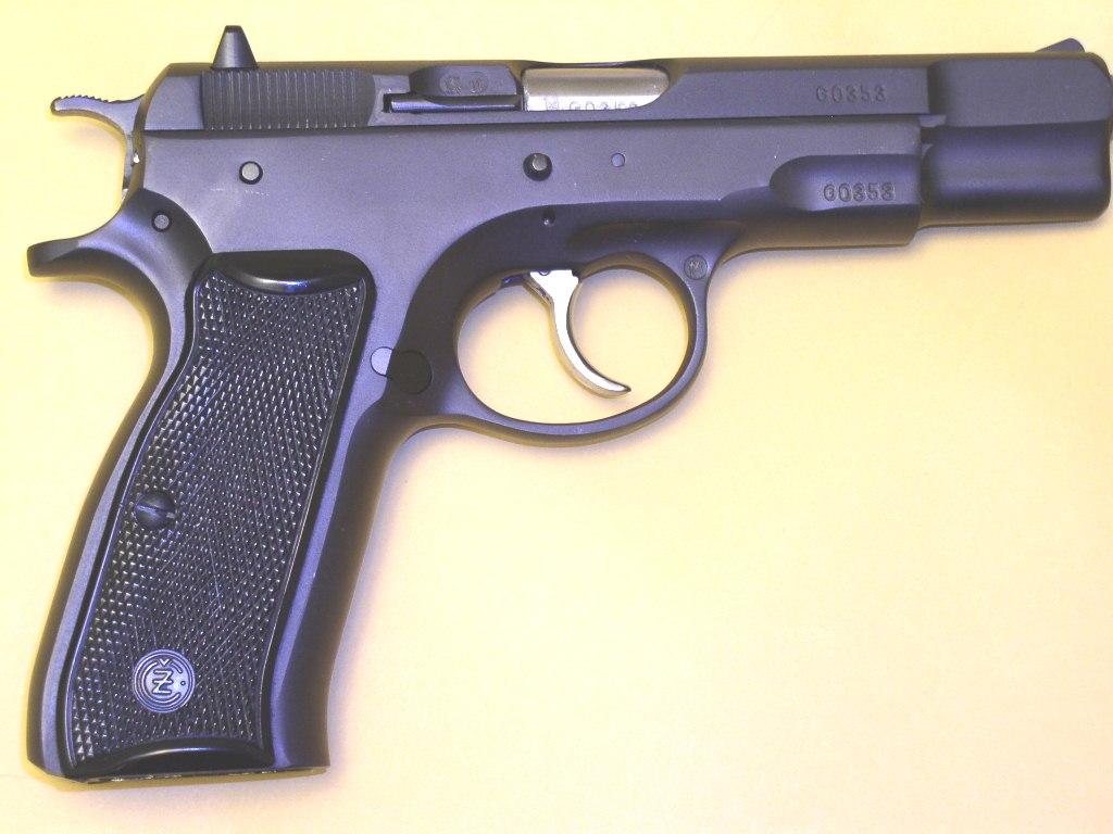 CZ-75 (80-х годов выпуска)