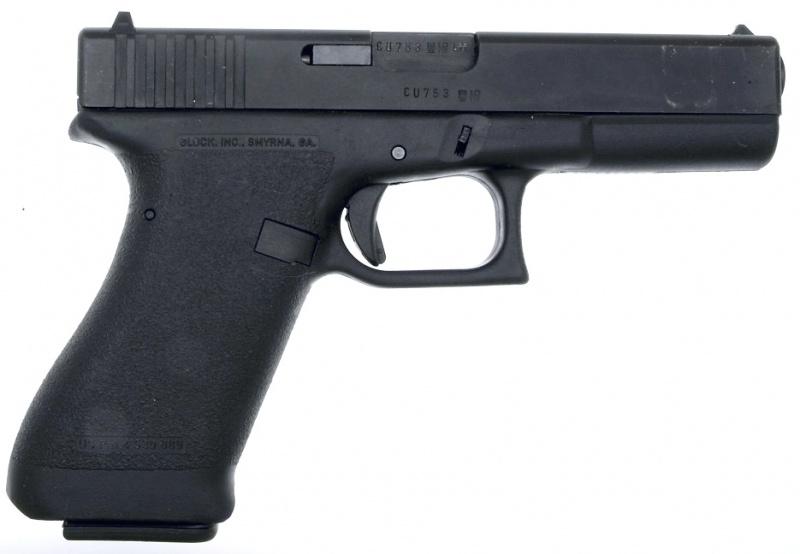 Glock 17 первого поколения