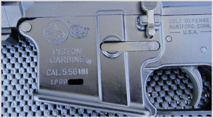 Colt LE6940P Advanced Piston Carbine (APC)
