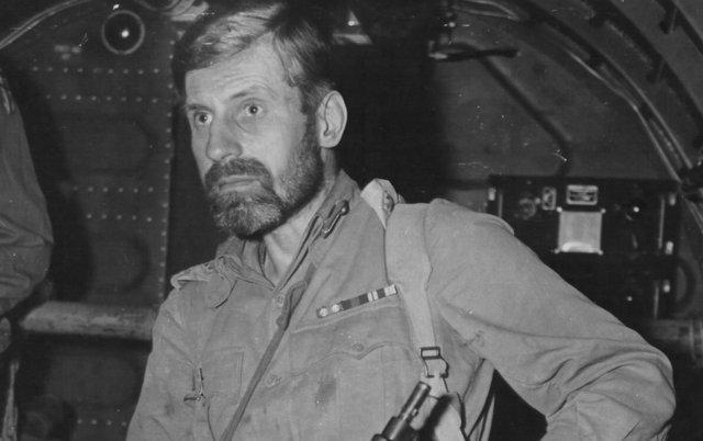 Орд Чарльз Уингейт - британский офицер-разведчик.
