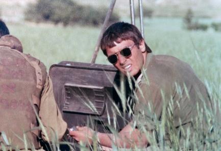 Арткорректировщик Шамиль Пэлег, Южный Ливан 1982г.
