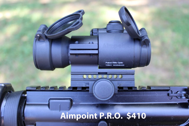Коліматор Aimpoint PRO