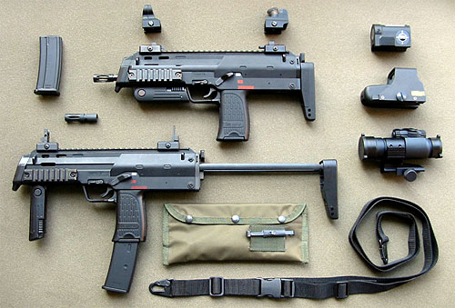 Heckler & Koch MP7
