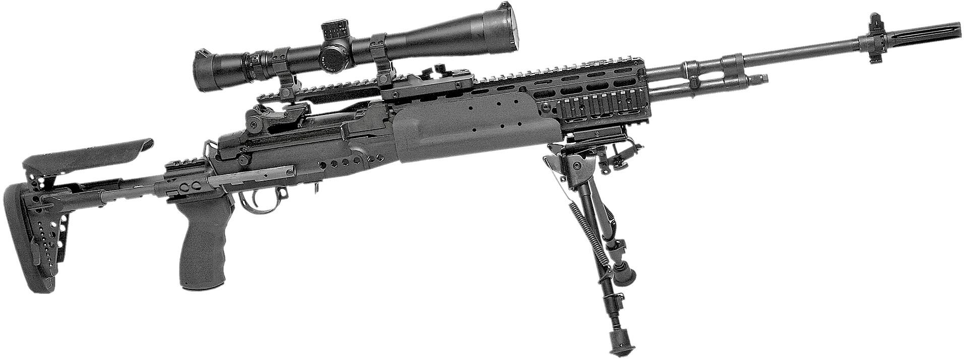 Американские солдаты получат новую М14