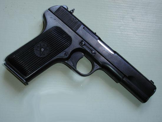 Получил разрешение на оружие