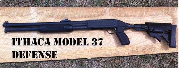 Model 37 Defense