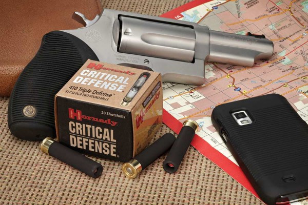 Critical Defense® 410 Triple Defense™ from Hornady®