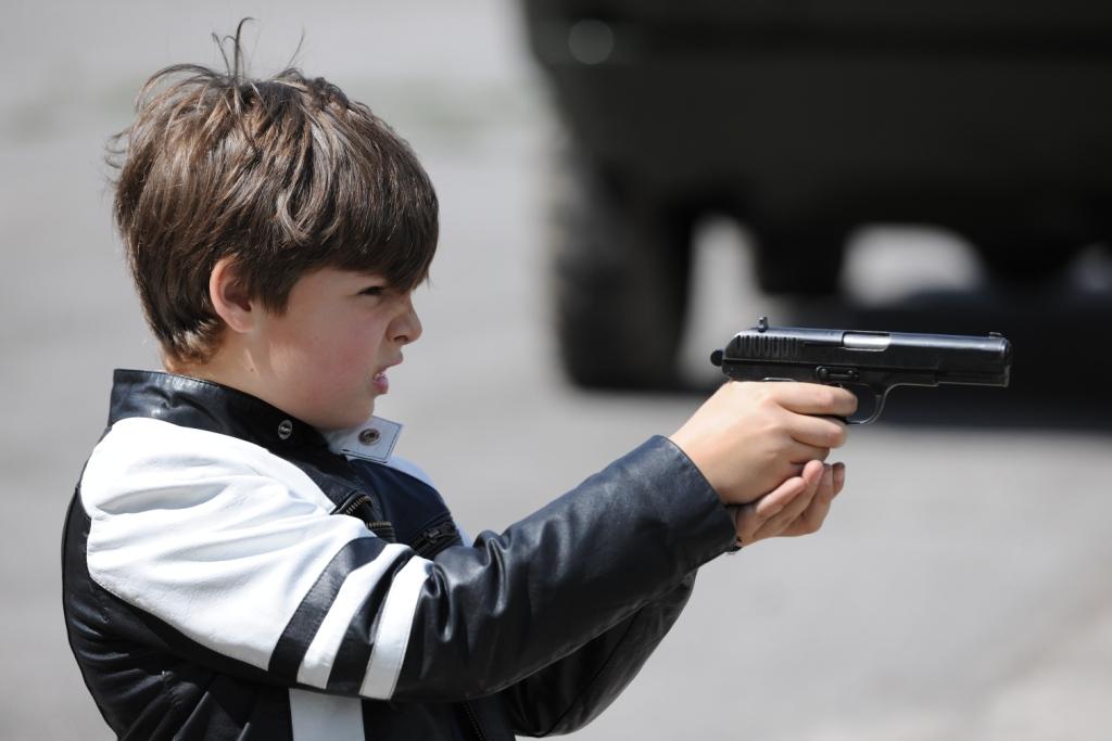 GUN OPEN DAY, MAY'11