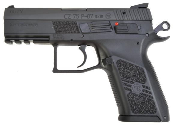 Современная версия CZ75 для американского рынка