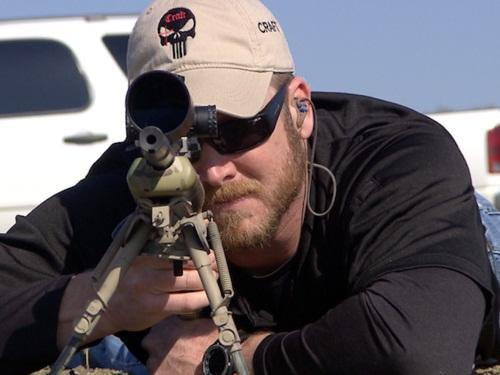 Крис Кайл - самый результативный снайпер в истории США