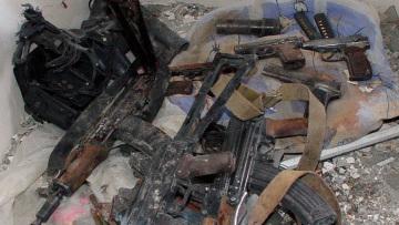 Метал іржавіє, і буде вкрай неприємно дістати зі схованки непридатну до використання зброю
