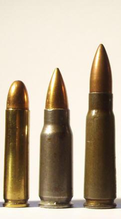 .30 Carbine, 7.92 Kurz, 7.62x39