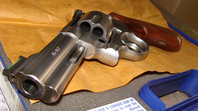 Smith & Wesson 625JM
