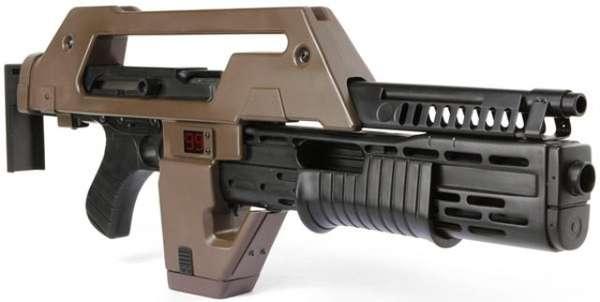 Импульсная винтовка М41А