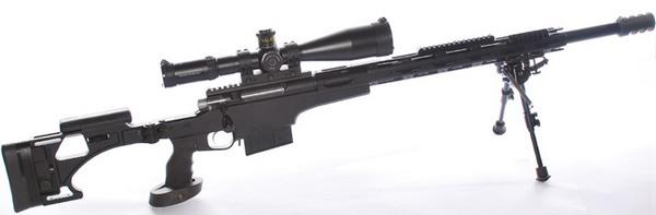 Снайперская винтовка VPR.308