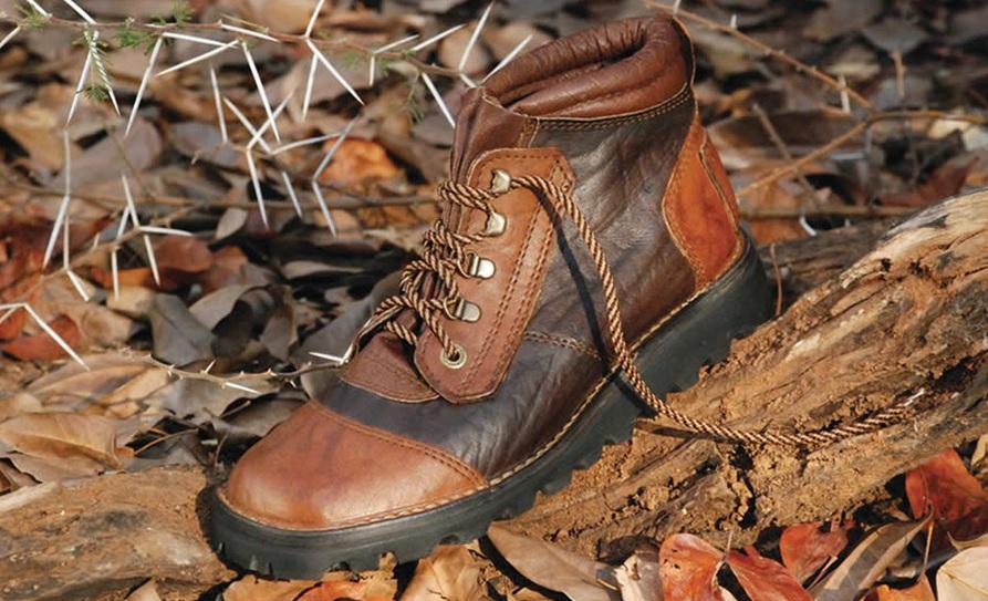Обувь для охоты обязательно должна быть качественной
