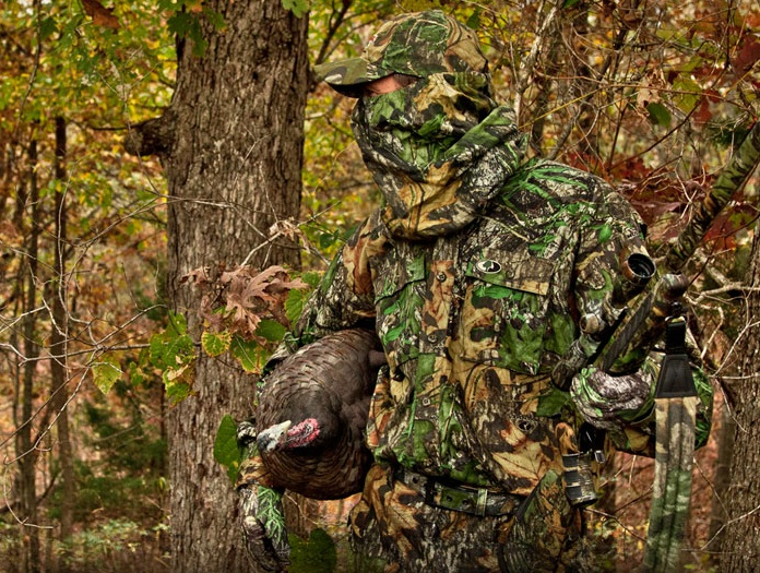 Современная одежда охотника выглядит именно так