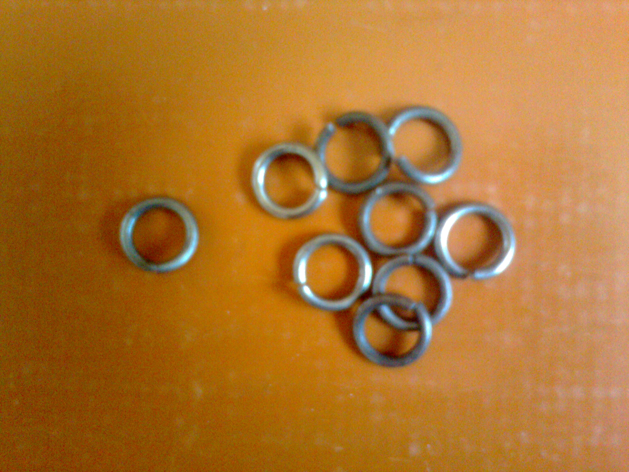 Кольца для кольчуги как сделать