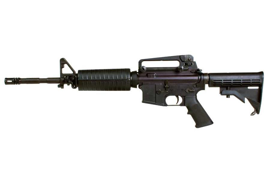 Colt М4 является укороченной версией винтовки M16, стоящей на вооружении США и десятков стран по всему миру