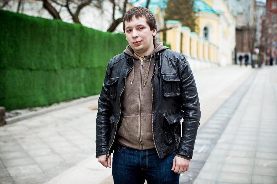Егор Ефремов