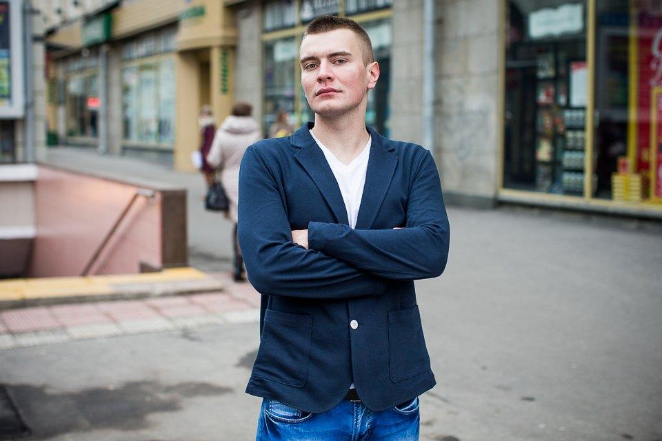 Никита Мурашкин