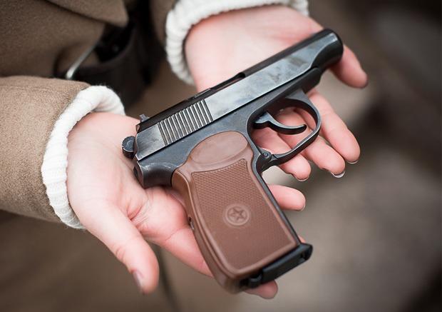 Зачем горожанам травматическое оружие