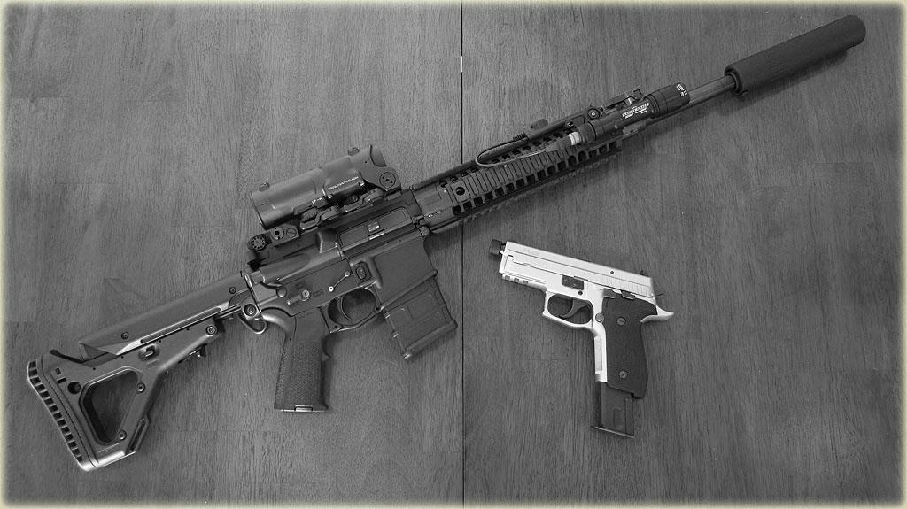 Грузинская автоматическая винтовка G-5