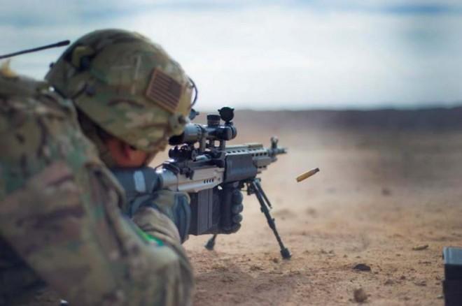 Автоматическая винтовка Mk14 EBR