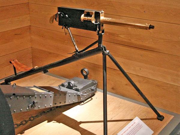 Пулемёт «Максим», 1883