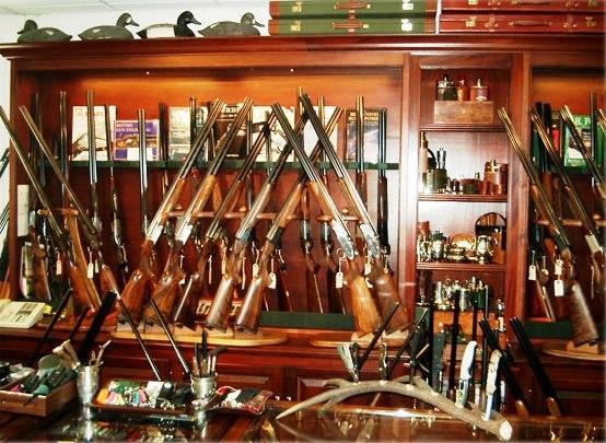 Частная коллекция огнестрельного оружия
