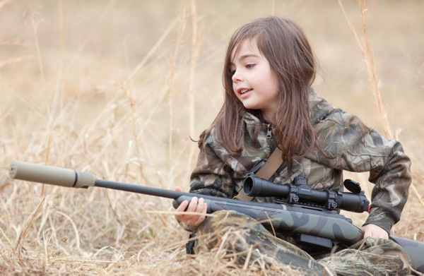 Эту девочку зовут Чарли и в прошлом году ей исполнилось 5 лет