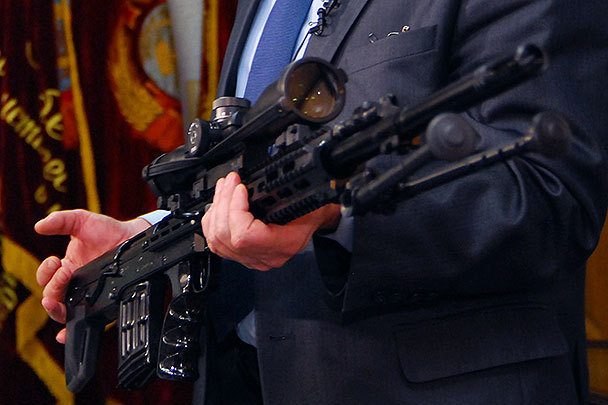 Снайперская винтовка ВС-121