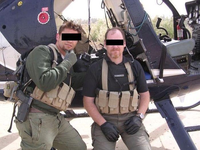 Наемники в Ираке