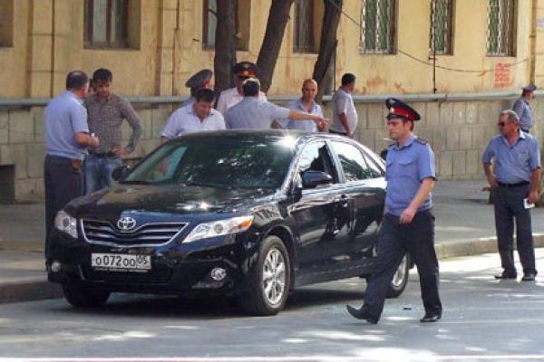 Полиция Дагестана