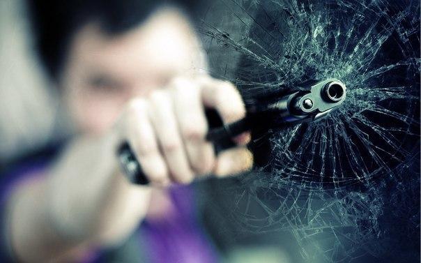 Грабители открыли стрельбу