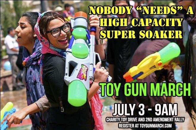 Toy Gun March