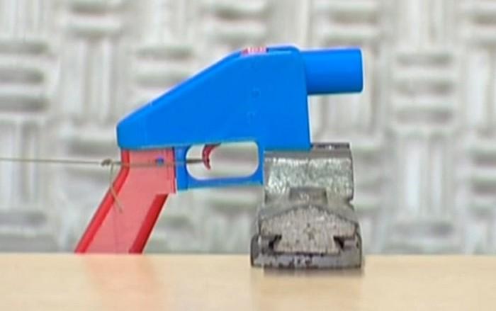 Напечатанный пистолет