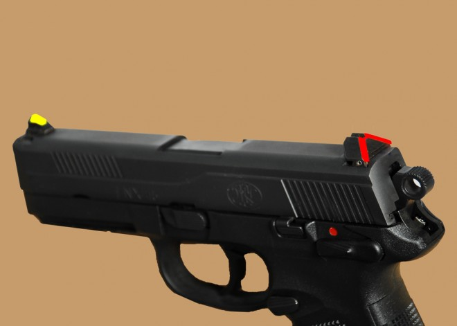 The Advantage Tactical FNS/FNX Pistols