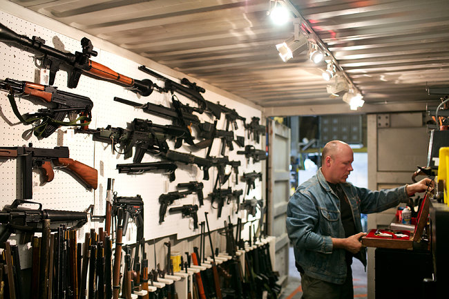Film Studios Say New York Gun Law May Ban Props