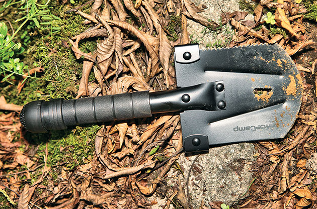 Survivor Multitool Shovel