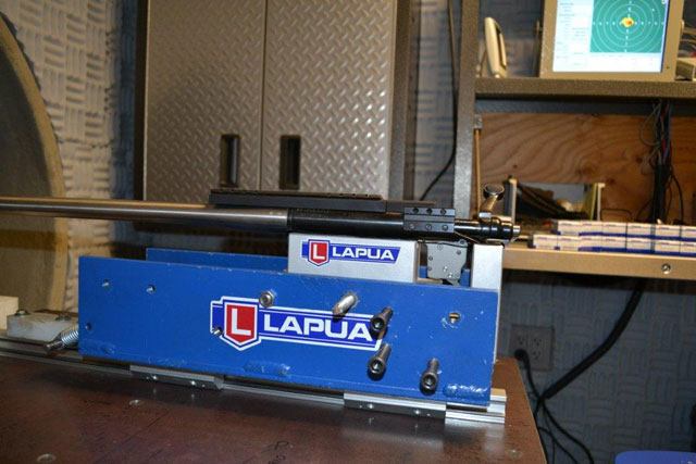 The Lapua Service Center: Test Ammo in Your Firearm