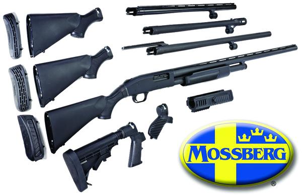 Mossberg Flex: помповое ружье на все случаи жизни